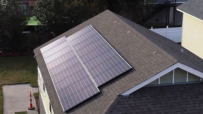 Entergy New Orleans Pilots Residential Rooftop Solar